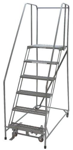 Cotterman - 1004R2630A1E30B3C1P6-4-Step Rolling Ladder, Expa