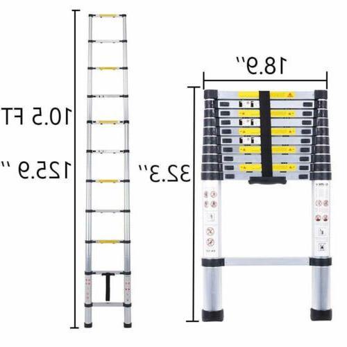 12.5FT 10.5FT 16.5FT Aluminum Multi-Purpose Foldable
