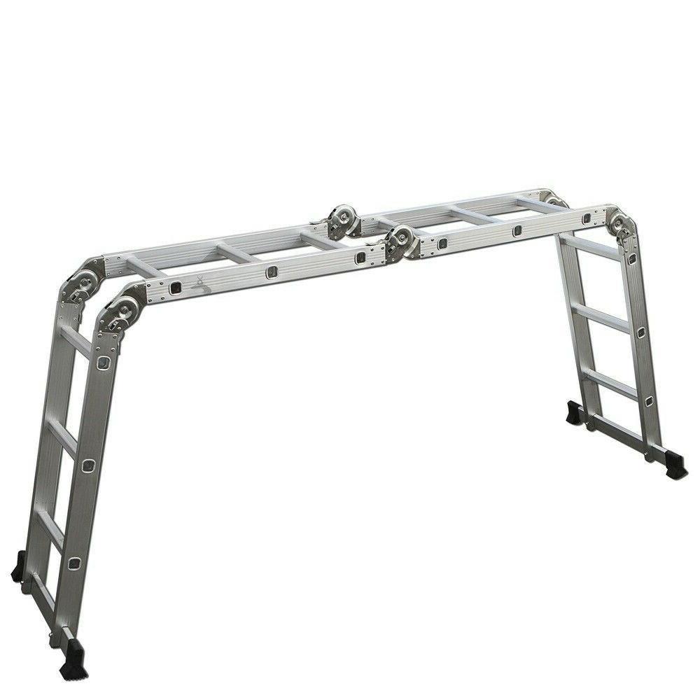 12.5FT Purpose Platform Folding Ladder
