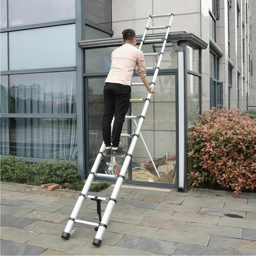 12.5FT Folding Multi Purpose Extension Ladders Building