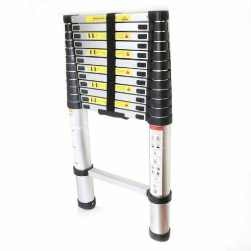 12 5ft folding aluminum ladder multi purpose