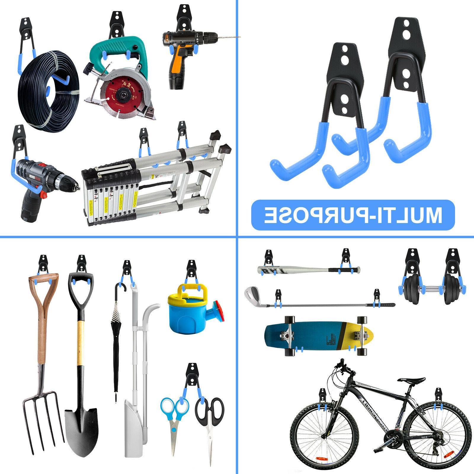 12 Storage Hooks Tool for Tools, Bikes