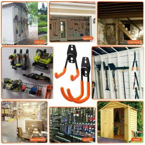 12 Pack Hooks Steel Hangers for Bikes