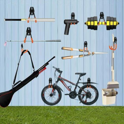 12 Pack Garage Storage for Garden Tools,