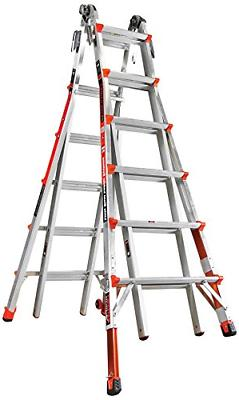 Little Giant Ladder Systems 12026-801 Revolution M26 with Ra