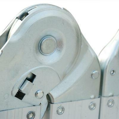 15.5FT Aluminum Multi Purpose Telescopic Extension Garden