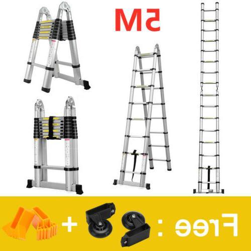 16.4 FT Aluminium Ladder Step Extension