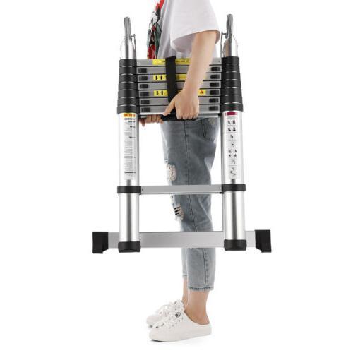16.5FT Multi-Purpose Extension Folding Step Ladder