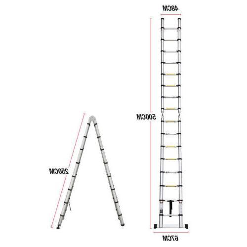 16.5FT Aluminum Steps