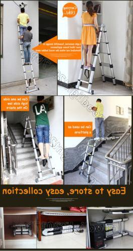 Aluminum Ladder Folding Ladder Scaffold Heavy Duty