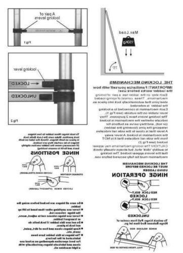 5M Aluminum Compact Folding 16 Steps