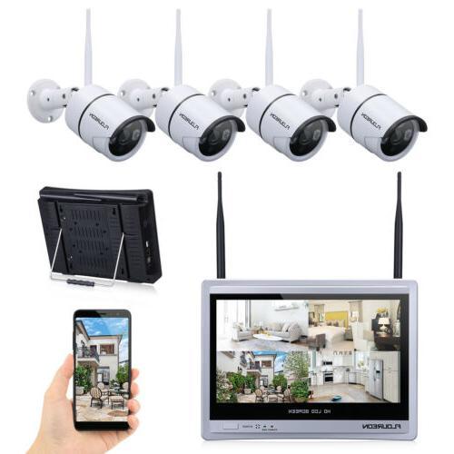 Wireless 1080P WIFI IP Security Audio