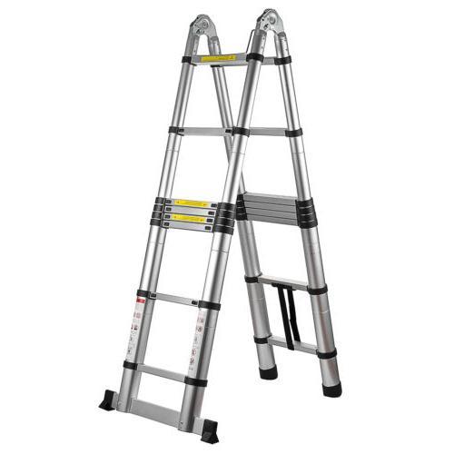 16.5Ft Telescopic Ladder Step