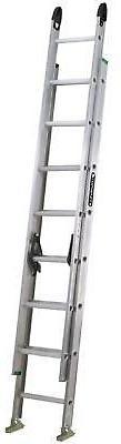 Louisville Ladder 16Foot Aluminum Step Ladder 225Pound Capac
