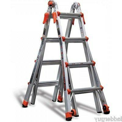 17 1A Velocity Little Giant Ladder 15417-001 300lb rating w/