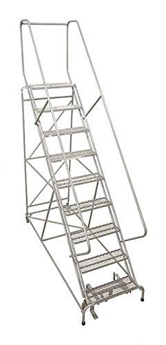 Cotterman 1711R3232A1E24B4W4C1P6 - Rolling Ladder Steel 140I