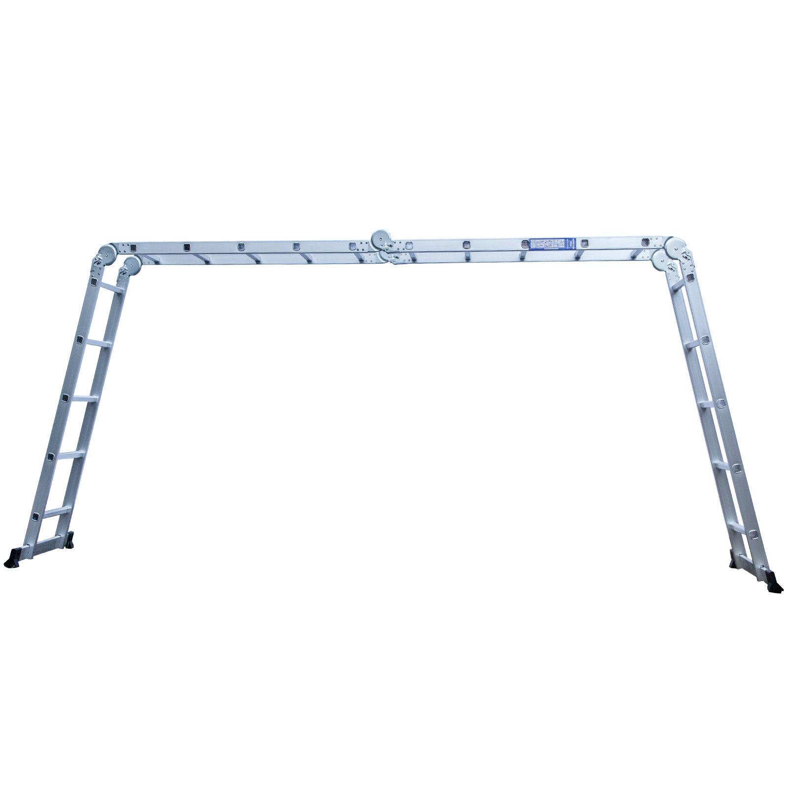 Ladder Folding Aluminum Multi-Function