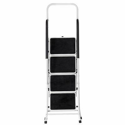 2 4 Ladder Stool Handrails Load