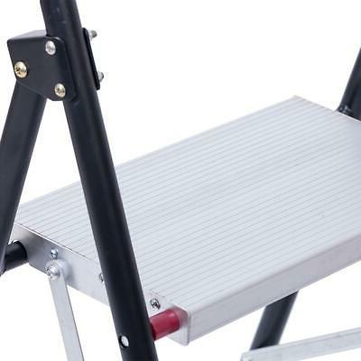 2-in-1 Cart 3 Step Stool