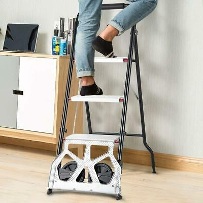 Cart Level Stool Folding Safety Tread