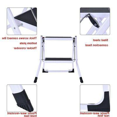 Anti-slip Steps Ladder Folding PP Capacity