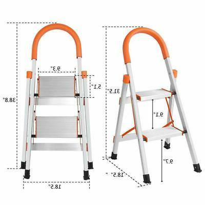 2 Step Folding Home Ladder Step