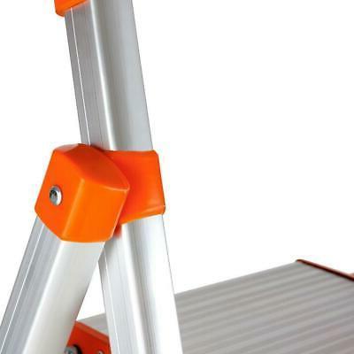 2 Step Ladder Heavy Duty Stepladder Platform