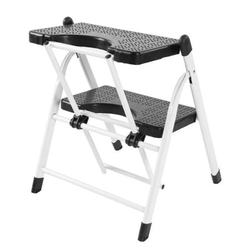 2 Ladder Big Step Stool 265 Capacity