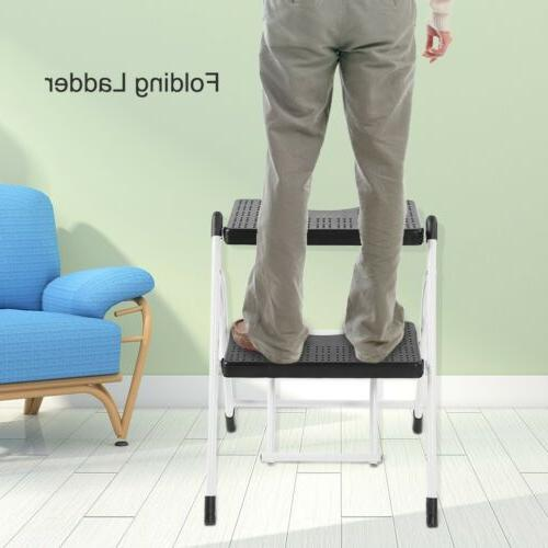 2 Big Platform Stool Capacity