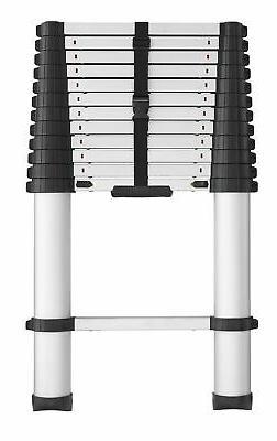 Cosco 20313T1ASE Smartclose Telescoping Aluminum Ladder,