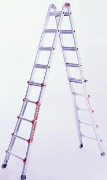 22 1A Little Giant Ladder Classic w/ Work Platform 10103LGW
