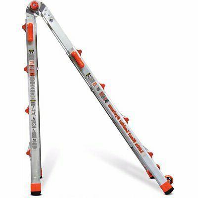 Little 22 Type Aluminum Position LT Ladder