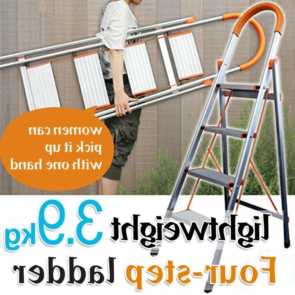 3 4 5 step ladder heavy duty