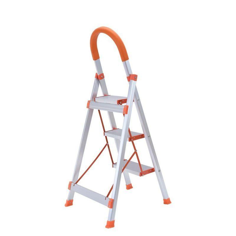 Home Ladder Grip Aluminum Step Stool
