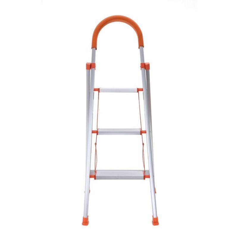 Home 3 Ladder Folding Aluminum Step Heavy