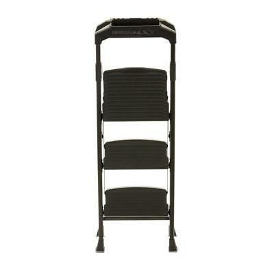 Gorilla 3 Stool Ladder Grade Steel