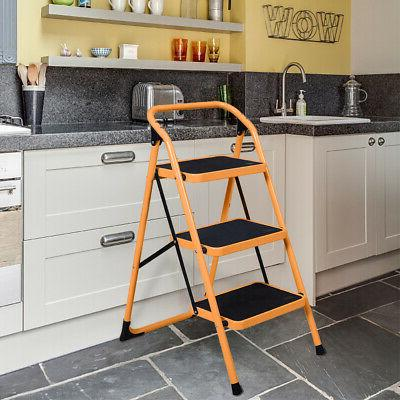 Non Ladder Stool Safety Use