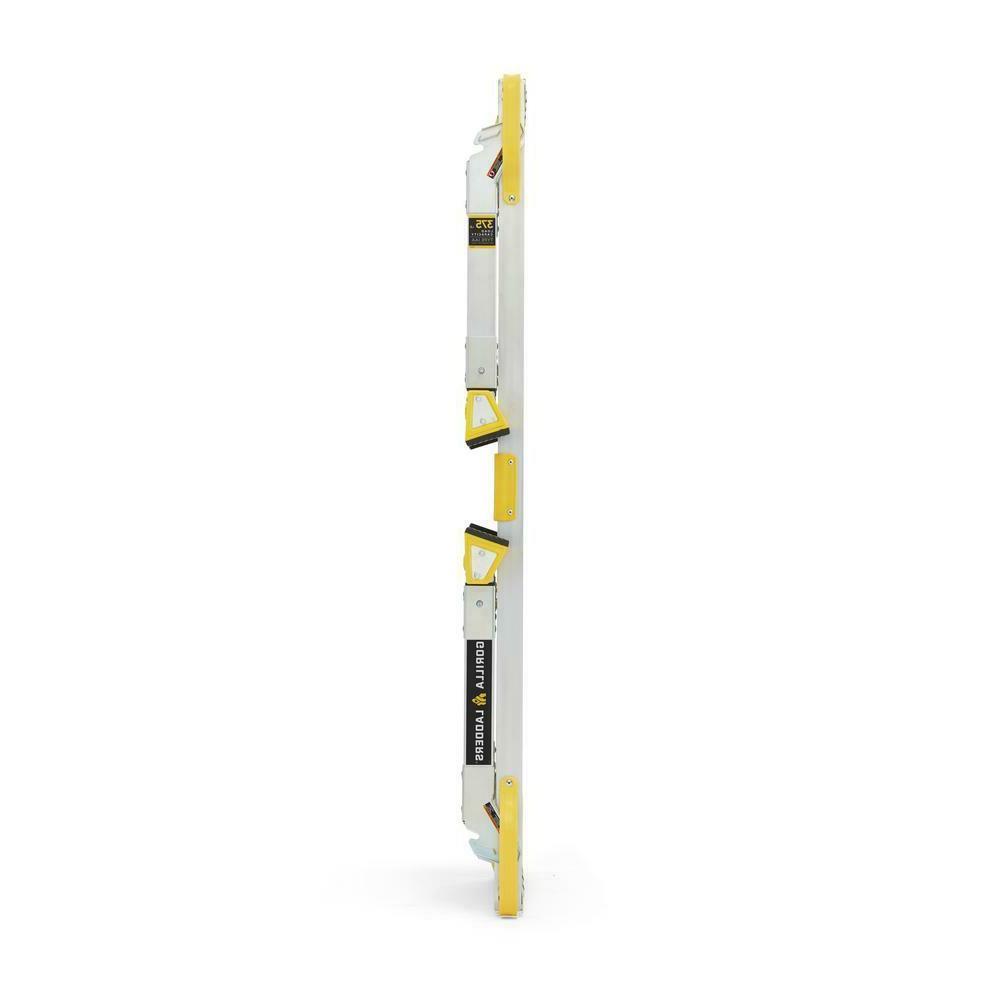 Gorilla ft. x 2.52 ft. Heavy-Duty Adjustable-Height PRO