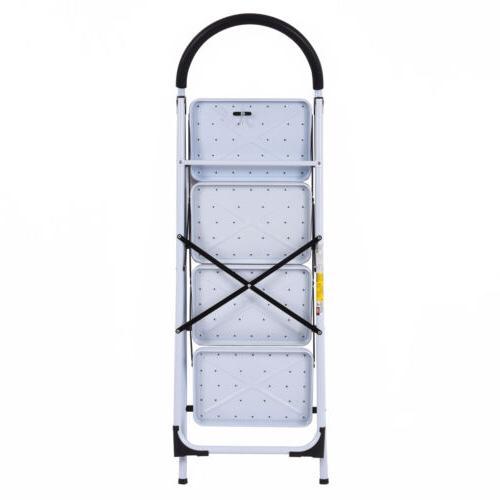 4 Steel Step Anti-slip Capacity