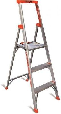 Little Giant Ladders 5-ft Aluminum Type 1A - 300 lbs. Platfo
