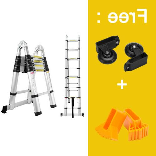 Finether Duty Aluminum Ladder