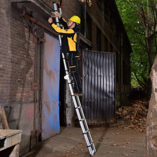 Finether Aluminum Folding A-Frame Ladder EN131