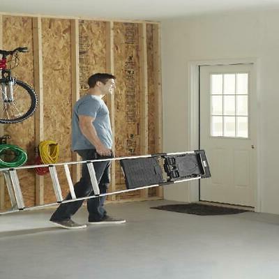 6 ft. Aluminum Step Ladder W/ & Handle 300