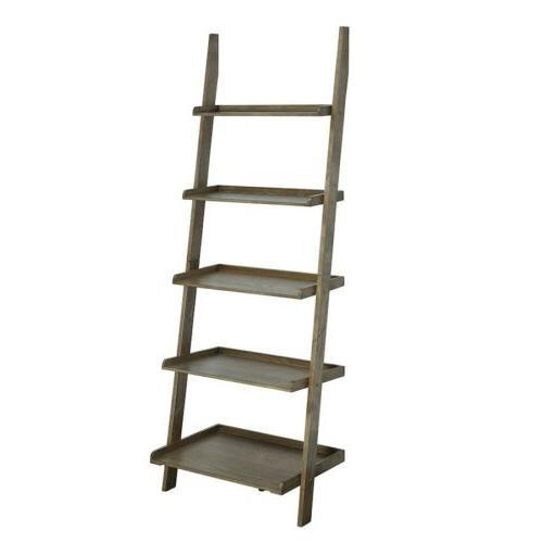 8043391dftw american heritage bookshelf ladder