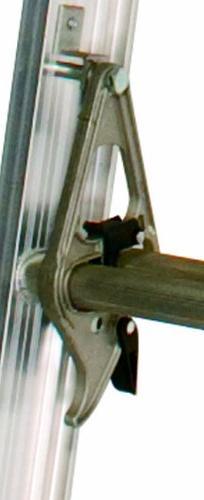 AE3000 Series Commander Aluminum Extension Ladders - 16' alu