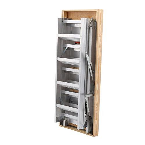 Louisville Ladder AL228P Extension-ladders, 22-Inch