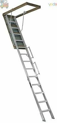Louisville Ladder AL228P Extension-ladders, 22-Inch Opening