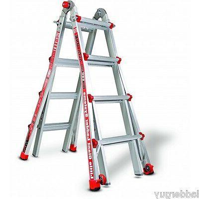 alta one ft aluminum ladder