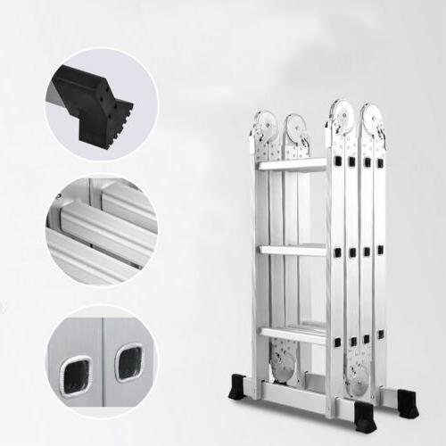 12.5 Aluminum Multi Purpose Ladders Building Supplie