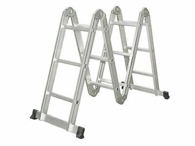 Aluminum Folding Step Duty Platform